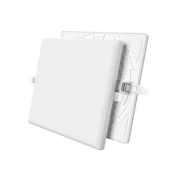 DOTLUX 4861-0FW150 LED-Downlight UNISIZErimless-square 19W COLORselect inkl. Netzteil