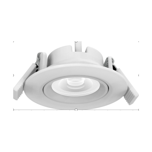 DOTLUX 4971-030040 LED-Downlight CIRCLEmini-AC 5W 3000K
