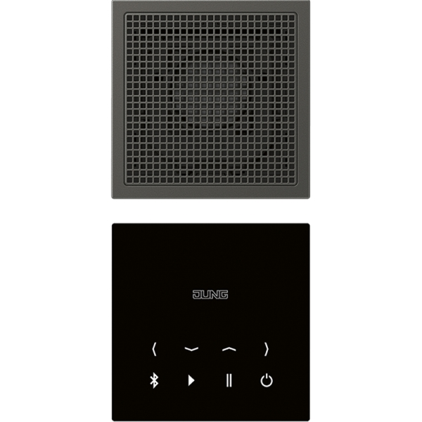 jung btcal2918an radio bluetooth connect set mono. Black Bedroom Furniture Sets. Home Design Ideas